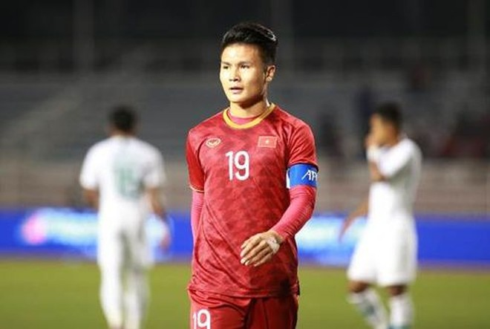 Đội trưởng Quang Hải được kỳ vọng tỏa sáng tại VCK U23 Châu Á 2020