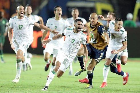 Algeria dành chức vô địch Châu Phi 2019