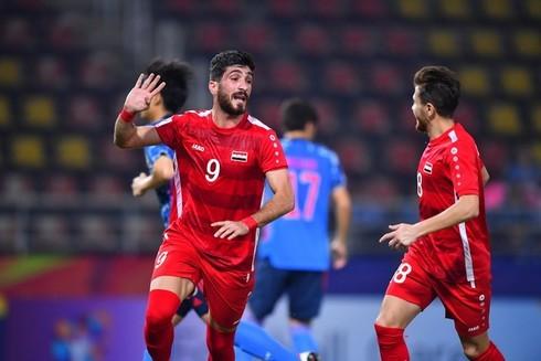 Bàn thắng mở tỉ số mà Barakat ghi được đã góp phần vào chiến thắng bất ngờ của U23 Syria trước U23 Nhật Bản
