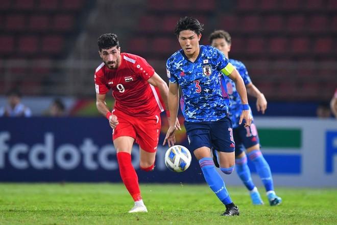 VCK U23 Châu Á 2020 là giải đấu đáng quên của bóng đá Nhật Bản