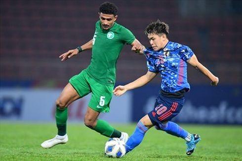 U23 Nhật Bản gục ngã trước U23 Arab Saudi