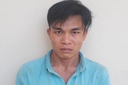 Đối tượng Nguyễn Chí Tâm