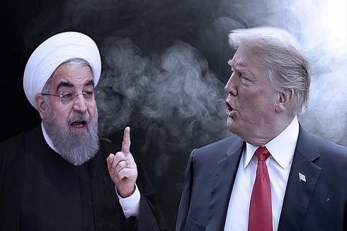 Mỹ đã rút khỏi cam kết trong Thỏa thuận hạt nhân ký năm 2015 cách đây hơn 1 năm (Ảnh: Kataeb)