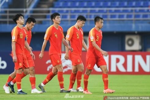 """U23 Trung Quốc rời giải với một kết quả """"tủi hổ"""" khi không ghi nổi 1 bàn thắng nào"""