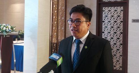 Ông Bùi Xuân Huy là thành viên Hội đồng quản trị kiêm Tổng giám đốc tập đoàn đầu tư địa ốc Novaland
