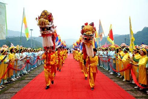 Lễ hội Yên Tử bắt đầu từ ngày 10/1 âm lịch