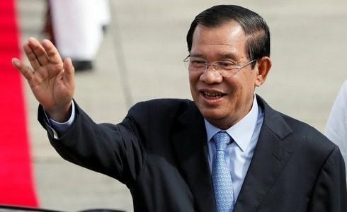 Thủ tướng Campuchia Hun Sen sẽ đến Vũ Hán, Trung Quốc để thăm sinh viên nước mình trước chủng mới do virus Corona gây ra