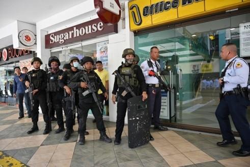 Lực lượng đặc nhiệm đã nhanh chóng có mặt tại hiện trường