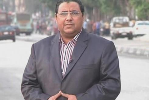 Nhà báo Mahmoud Hussein đã bị giam giữ ở Ai Cập trong gần 1.200 ngày qua