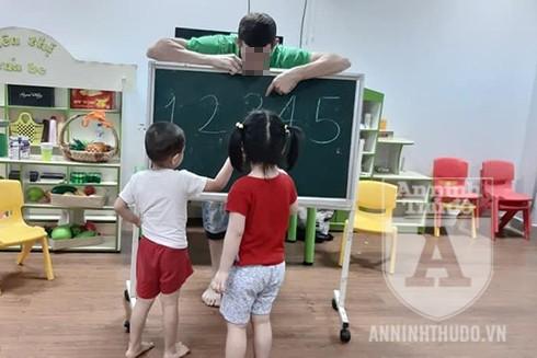 Trẻ tự kỷ được học cách đếm và nhận biết mọi thứ xung quanh