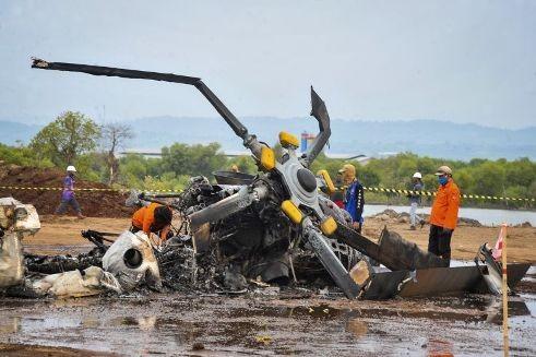 Cảnh tượng kinh hoàng tại hiện trường vụ tai nạn