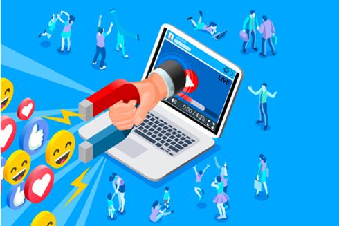 Quảng cáo qua mạng xã hội trở thành lựa chọn lý tưởng cho các doanh nghiệp vừa và nhỏ (nguồn: Internet)