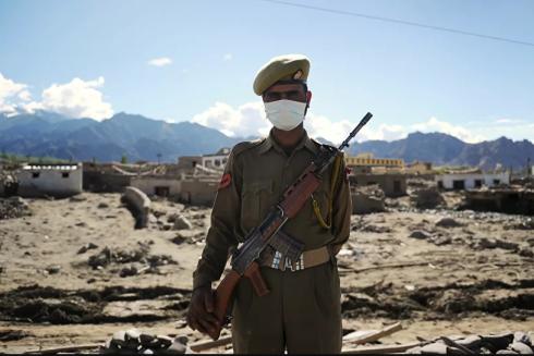 [NÓNG]: Giao tranh tại biên giới với Trung Quốc, 3 quân nhân Ấn Độ thiệt mạng ảnh 1