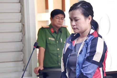 Nguyễn Thanh Ngọc tại toà ngày 10/7