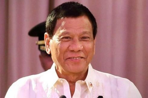 Tổng thống Philippines Rodrigo Duterte sẵn sàng thử nghiệm vaccine của Nga để bày tỏ lòng biết ơn và sự tin tường