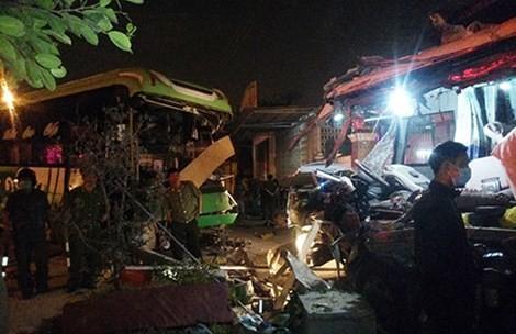 Bộ trưởng Trần Đại Quang chỉ đạo xử lý vụ tai nạn giao thông ở Bình Thuận ảnh 1