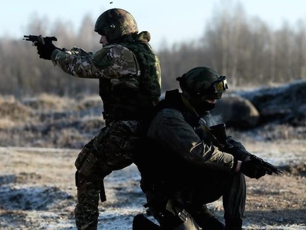 Quân đội Nga cùng lúc tập trận ở nhiều địa điểm khác nhau