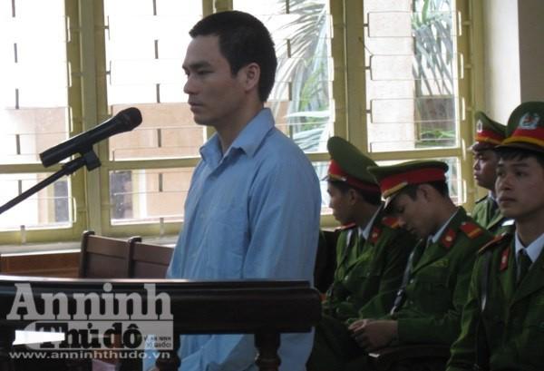 Hung thủ Lý Nguyễn Chung khai báo trước tòa