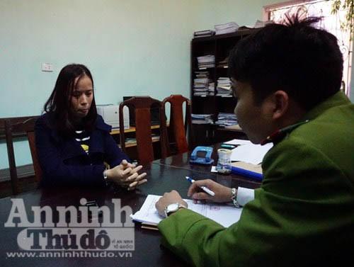 Đinh Thị Hương Thùy tỏ ra ăn năn, hối hận vì hành vi vi phạm pháp luật của mình