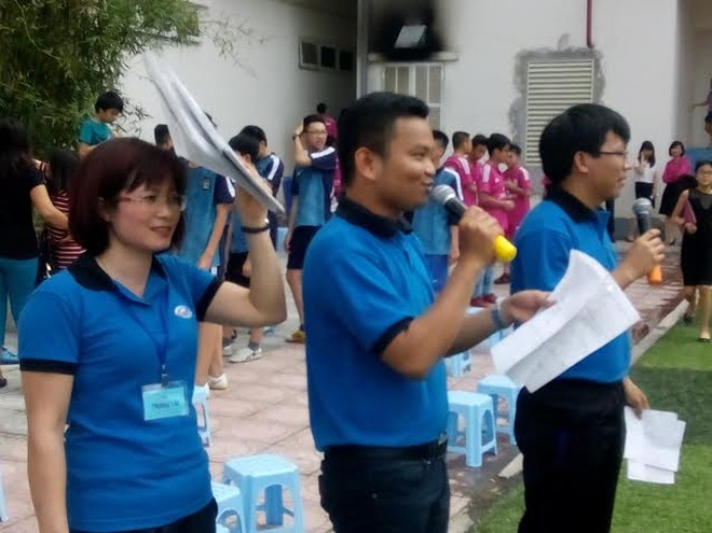 """""""NGS - Young Leader"""" - Vượt tầm một sự kiện thể thao học đường ảnh 9"""