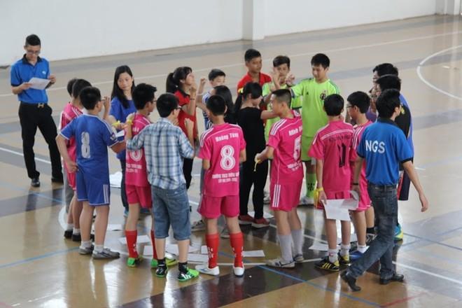 """""""NGS - Young Leader"""" - Vượt tầm một sự kiện thể thao học đường ảnh 2"""