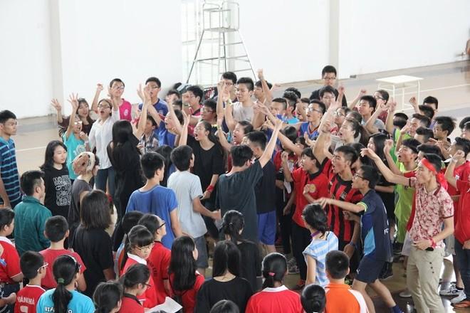"""""""NGS - Young Leader"""" - Vượt tầm một sự kiện thể thao học đường ảnh 3"""