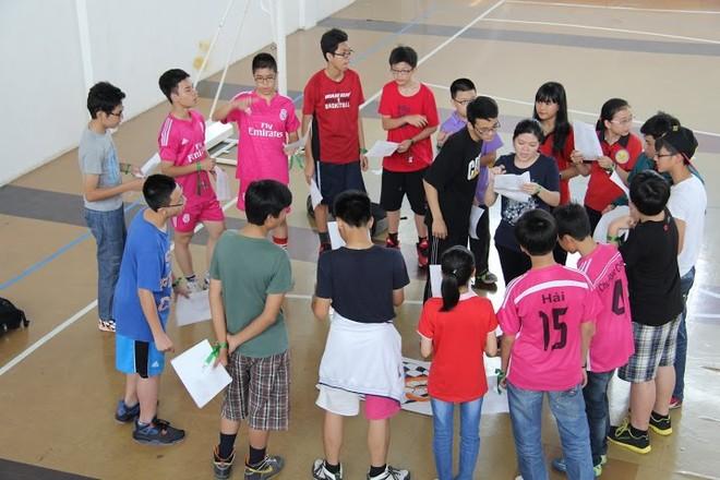 """""""NGS - Young Leader"""" - Vượt tầm một sự kiện thể thao học đường"""