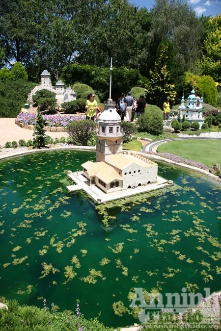 Bảy ngày vòng quanh Australia (7): Ngỡ ngàng lạc vào vườn cổ tích ở Canberra ảnh 10