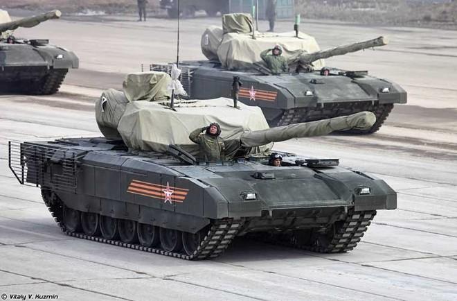 Armata T-14 sẽ là xe tăng xuất khẩu chủ lực của Nga ảnh 1
