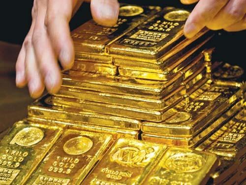 Xôn xao vì vàng xuống giá bất thường ảnh 1