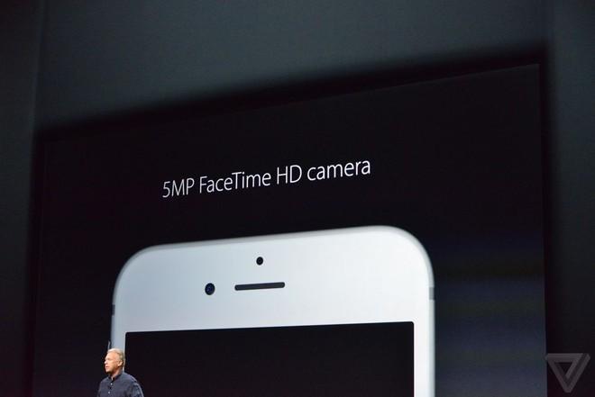 Ấn tượng thông số và cấu hình chính thức của iPhone 6s và 6s Plus