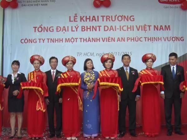 Dai-ichi Life Việt Nam tăng tốc mở rộng mạng lưới kinh doanh trên toàn quốc ảnh 1