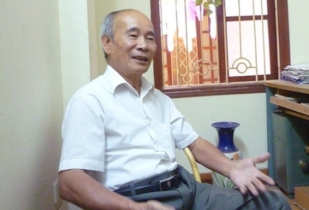 Nhà tâm lí Nguyễn An Chất giám đốc Công ty tư vấn An Việt Sơn