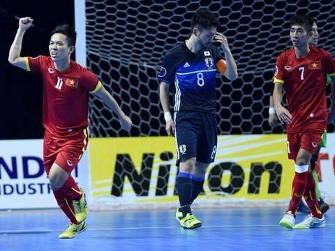 Đánh bại Nhật Bản, tuyển Futsal Việt Nam đoạt vé dự World Cup ảnh 2
