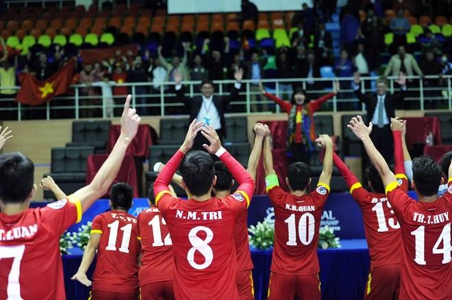 Futsal Việt Nam tiến vào World Cup như thế nào? ảnh 7