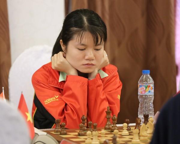 Phạm Lê Thảo Nguyễn xuất sắc đăng quang giải nữ