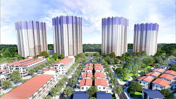 Ecopark ra mắt căn hộ hiện đại West Bay Sky Residences giá hấp dẫn ảnh 1