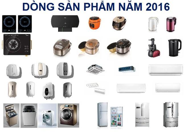 Midea - 10 năm đồng hành cùng mái ấm gia đình Việt Nam