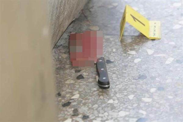 Con dao hung thủ dùng để gây án