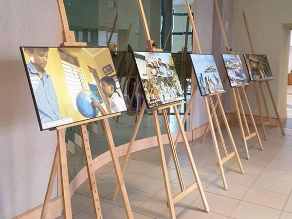 Triển lãm ảnh và tọa đàm tại Ba Lan về chủ quyền biển đảo Việt Nam ảnh 1