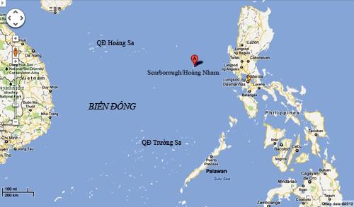 Bãi đá Scarborough: Tâm điểm đối đầu mới giữa Mỹ và Trung Quốc trên biển Đông ảnh 1