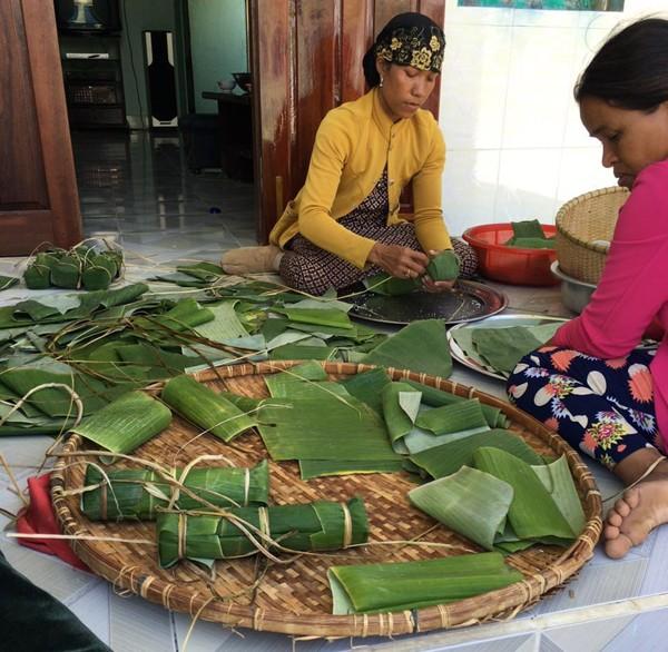 Lạc vào hội Tết Ramưwan độc đáo của người Chăm Bàni