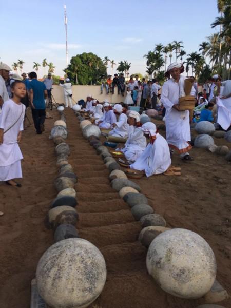 Tảo mộ được xem là quan trọng nhất của nghi lễ