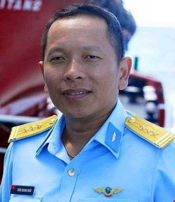 Thượng tá phi công Trần Quang Khải