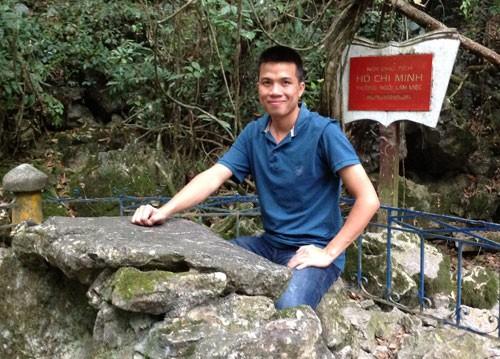 Trung úy Lê Đức Lam, Lữ đoàn không quân 918, mất tích cùng phi hành đoàn trên chiếc máy bay CASA số hiệu 8983 ngày 16/6. Ảnh: Đồng đội cung cấp