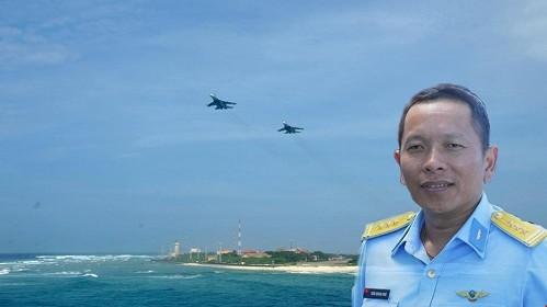 Phi công Trần Quang Khải