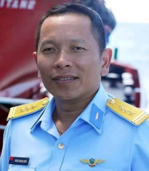 Phi công Trần Quang Khải được thăng hàm Đại tá