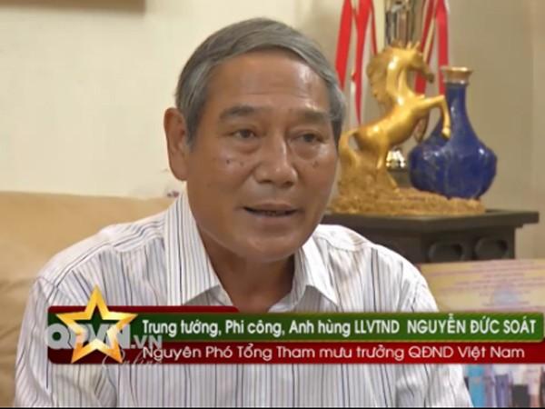 Trung tướng Nguyễn Đức Soát lý giải việc CASA-212 số hiệu 8983 có 9 thành viên khi gặp nạn