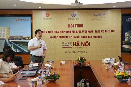 Đại sứ Việt Nam tại LB Nga nhấn mạnh: Các DN cần tích cực chủ động hơn nữa để hội nhập quốc tế