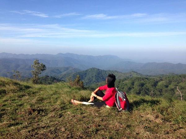 Đỉnh Tà Năng (Lâm Đồng) rất đẹp, nhưng khó so sánh với vẻ hùng vĩ của núi rừng Tấy Bắc